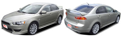 FIND NEW AFTERMARKET PARTS TO SUIT MITSUBISHI LANCER CY 2008-