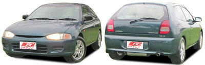 FIND NEW AFTERMARKET PARTS TO SUIT MITSUBISHI MIRAGE/LANCER CJ 1997-