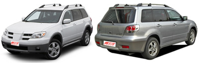FIND NEW AFTERMARKET PARTS TO SUIT MITSUBISHI OUTLANDER 2003-