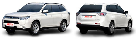 FIND NEW AFTERMARKET PARTS TO SUIT MITSUBISHI OUTLANDER 2013-