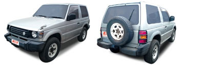 FIND NEW AFTERMARKET PARTS TO SUIT MITSUBISHI PAJERO 1991-1997