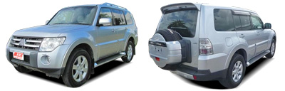 FIND NEW AFTERMARKET PARTS TO SUIT MITSUBISHI PAJERO 2006-