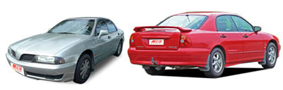 FIND NEW AFTERMARKET PARTS TO SUIT MITSUBISHI MAGNA TJ/TL 2000-
