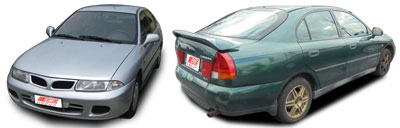 FIND NEW AFTERMARKET PARTS TO SUIT MITSUBISHI CARISMA 1996-