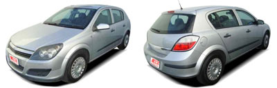 FIND NEW AFTERMARKET PARTS TO SUIT HOLDEN ASTRA 2004-