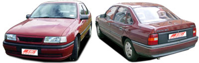 FIND NEW AFTERMARKET PARTS TO SUIT HOLDEN/OPEL VECTRA 1989-1995