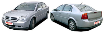 FIND NEW AFTERMARKET PARTS TO SUIT HOLDEN/OPEL VECTRA 2002-