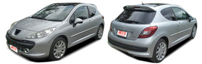 FIND NEW AFTERMARKET PARTS TO SUIT NISSAN PEUGEOT 207 2006-