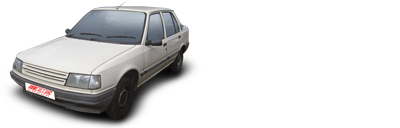 FIND NEW AFTERMARKET PARTS TO SUIT NISSAN PEUGEOT 309 1986-