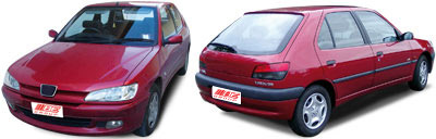 FIND NEW AFTERMARKET PARTS TO SUIT NISSAN PEUGEOT 306 1997-