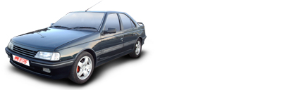 FIND NEW AFTERMARKET PARTS TO SUIT NISSAN PEUGEOT 405 1988-1996