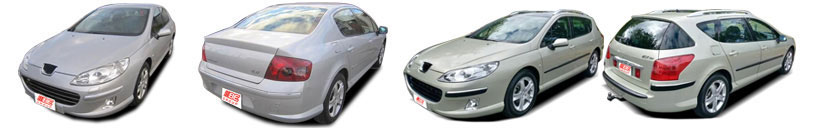 FIND NEW AFTERMARKET PARTS TO SUIT NISSAN PEUGEOT 407 2004-