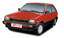 FIND NEW AFTERMARKET PARTS TO SUIT SUBARU JUSTY 1984-1988