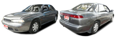 FIND NEW AFTERMARKET PARTS TO SUIT SUBARU LEGACY BD/BG 1994-1998
