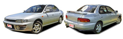 FIND NEW AFTERMARKET PARTS TO SUIT SUBARU IMPREZA 1997-