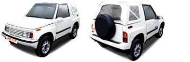 FIND NEW AFTERMARKET PARTS TO SUIT SUZUKI VITARA 1989-1997
