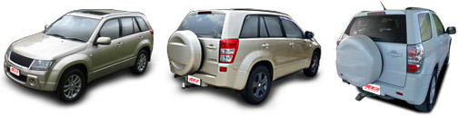 FIND NEW AFTERMARKET PARTS TO SUIT SUZUKI GRAND VITARA 2006-