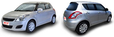 FIND NEW AFTERMARKET PARTS TO SUIT SUZUKI SWIFT 2011-