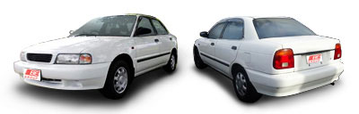 FIND NEW AFTERMARKET PARTS TO SUIT SUZUKI BALENO/CULTUS 1995-