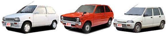 FIND NEW AFTERMARKET PARTS TO SUIT SUZUKI ALTO 1979-1998