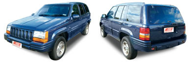 FIND NEW AFTERMARKET PARTS TO SUIT GRAND CHEROKEE 1996-