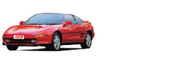 FIND NEW AFTERMARKET PARTS TO SUIT TOYOTA MR2 SW20