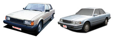 FIND NEW AFTERMARKET PARTS TO SUIT TOYOTA CRESSIDA 1981-1992