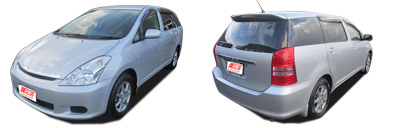FIND NEW AFTERMARKET PARTS TO SUIT TOYOTA WISH 2003-