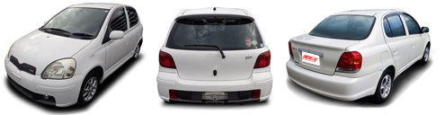 FIND NEW AFTERMARKET PARTS TO SUIT TOYOTA ECHO/PLATZ/VITZ/YARIS 1999-F/L