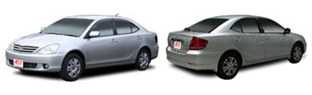 FIND NEW AFTERMARKET PARTS TO SUIT TOYOTA ALLION 2001-