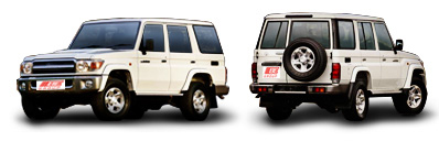 FIND NEW AFTERMARKET PARTS TO SUIT TOYOTA LANDCRUISER FJ70 2007-
