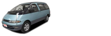 FIND NEW AFTERMARKET PARTS TO SUIT TOYOTA PREVIA CXR10 1990-1994