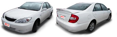 FIND NEW AFTERMARKET PARTS TO SUIT TOYOTA CAMRY CV36 2002-