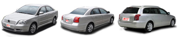 FIND NEW AFTERMARKET PARTS TO SUIT TOYOTA AVENSIS 2003-