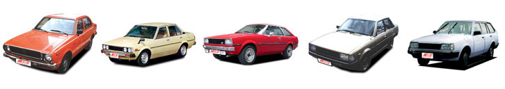 FIND NEW AFTERMARKET PARTS TO SUIT TOYOTA COROLLA KE 1973-1988