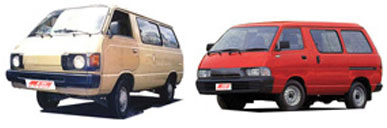 FIND NEW AFTERMARKET PARTS TO SUIT TOYOTA LITEACE CM/KM 1984-1996