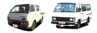 FIND NEW AFTERMARKET PARTS TO SUIT TOYOTA HIACE RY/YH 1980-1989