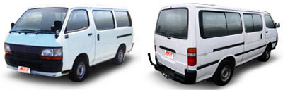 FIND NEW AFTERMARKET PARTS TO SUIT TOYOTA HIACE 1990-