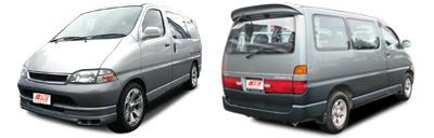 FIND NEW AFTERMARKET PARTS TO SUIT TOYOTA GRANVIA 1997-