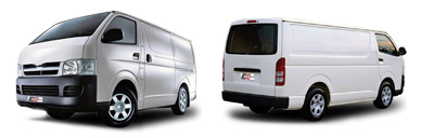 FIND NEW AFTERMARKET PARTS TO SUIT TOYOTA HIACE 2004-