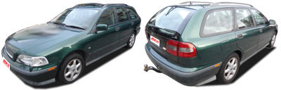 FIND NEW AFTERMARKET PARTS TO SUIT VOLVO S40/V40 1999-