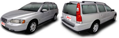 FIND NEW AFTERMARKET PARTS TO SUIT VOLVO V70/XC70 2000-2007