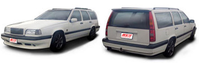 FIND NEW AFTERMARKET PARTS TO SUIT VOLVO 850 1992-