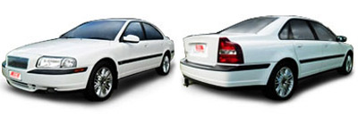 FIND NEW AFTERMARKET PARTS TO SUIT VOLVO S80 1998-
