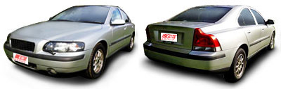 FIND NEW AFTERMARKET PARTS TO SUIT VOLVO S60 2000-04