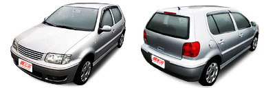 FIND NEW AFTERMARKET PARTS TO SUIT VW POLO MK4 2000-2001