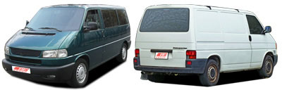 FIND NEW AFTERMARKET PARTS TO SUIT TRANSPORTER T4 1997-