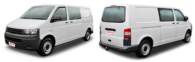 FIND NEW AFTERMARKET PARTS TO SUIT TRANSPORTER T5 2010-