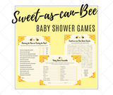 Mommy-to-Bee Baby Shower Games