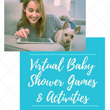 Virtual Baby Shower Games and Activities